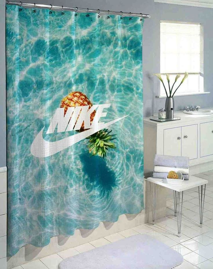 "Best Sell Nike Pineapple Ocean High Quality Custom Shower Curtain 60""x72"" #Unbranded #Modern #fashion #Style #custom #print #pattern #modern #showercurtain #bathroom #polyester #cheap #new #hot #rare #best #bestdesign #luxury #elegant #awesome #bath #newtrending #trending #bestselling #sell #gift #accessories #fashion #style #women #men #kid #girl #birthgift #gift #custom #love #amazing #boy #beautiful #gallery #couple #bestquality #nike #pineapple #justdoit #logo"