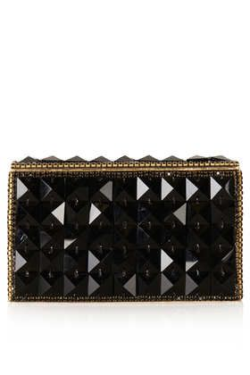 Diamante Clutch Bag - Bags & Wallets  - Bags & Accessories