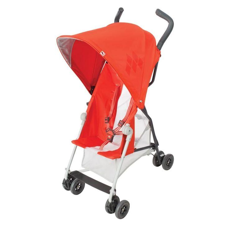 Maclaren Leichtbuggy, spicy orange   http://amzn.to/24kOY6P #buggy #maclaren #kinderwagen