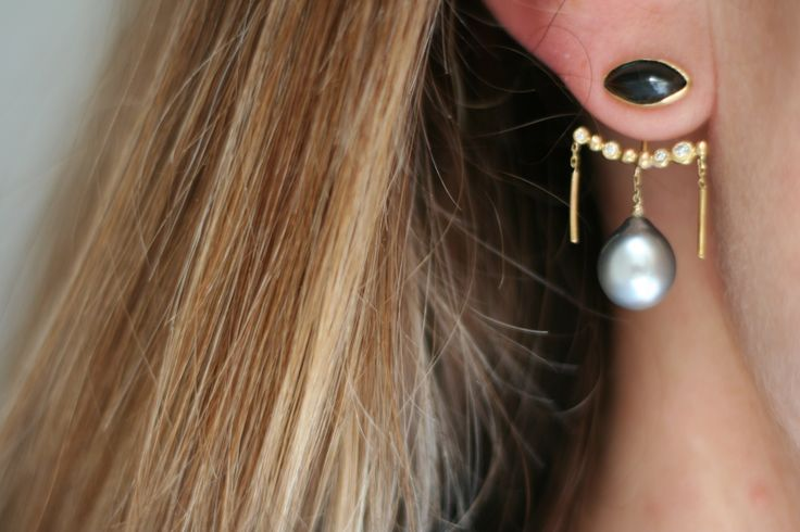Exclusive wedding earrings. Perfekt for the bride. #wedding