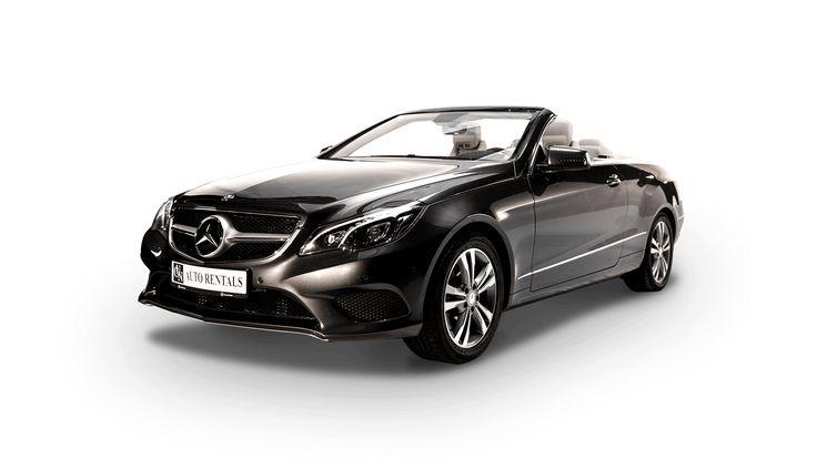 Rent Auto Mercedes-Benz E 250 Cabriolet | CUN Auto Rentals