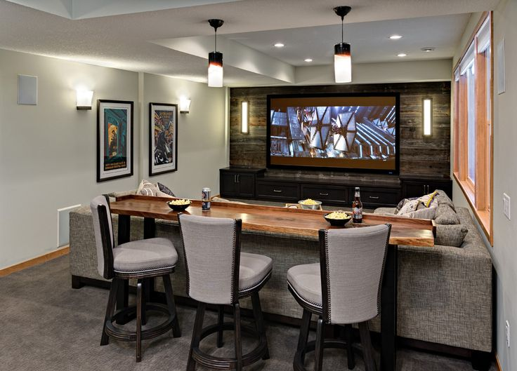 27 Perfectly Captivating Basement Design Ideas Dream Basement Basement Design Home Remodeling