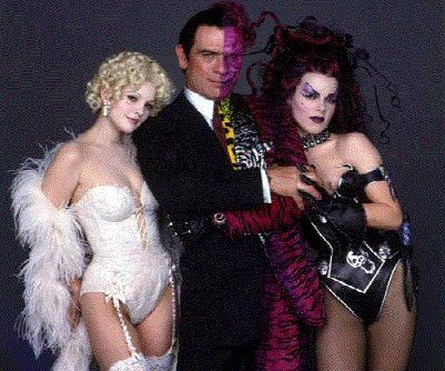 batman forever cast   In addition to the rigorous day-to-day demands of styling such a ...