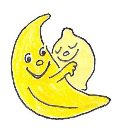 Liebe Sandy, wie Du siehst, hab ich jetzt eine neue Freundschaft angefangen. Gegensätze ziehen sich an. Die Zitrone findet mich jedenfalls ganz wunderbar, und ich mag sie gern, selbst wenn sie saue…