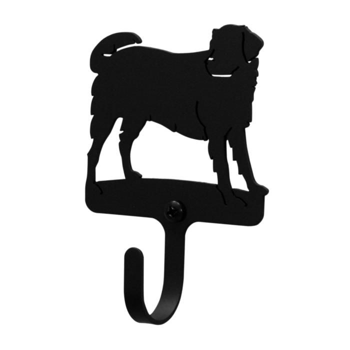 magnet hook, Wrought Iron Dog Magnet Hook, hook, coat hooks, door hooks