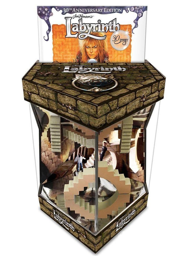 Labyrinth - Coffret 30ème Anniversaire Blu-Ray + DVD