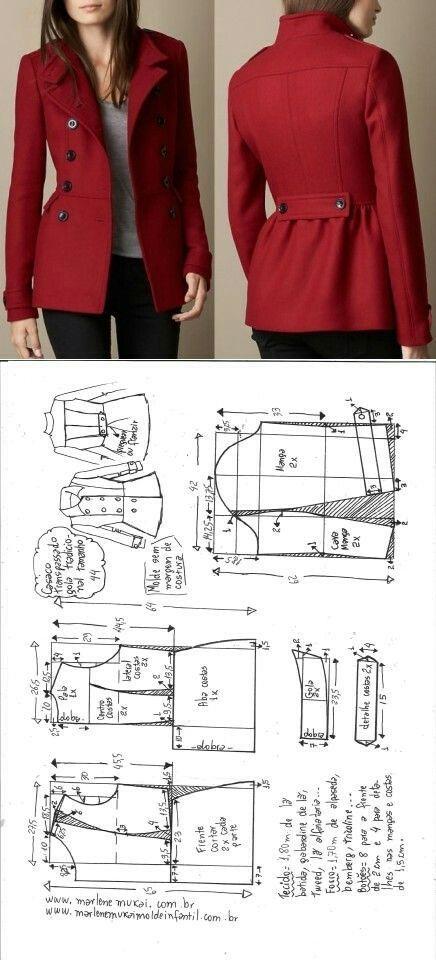 Jacket stitch...
