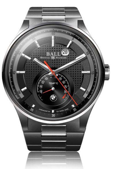 Ball BMW watch