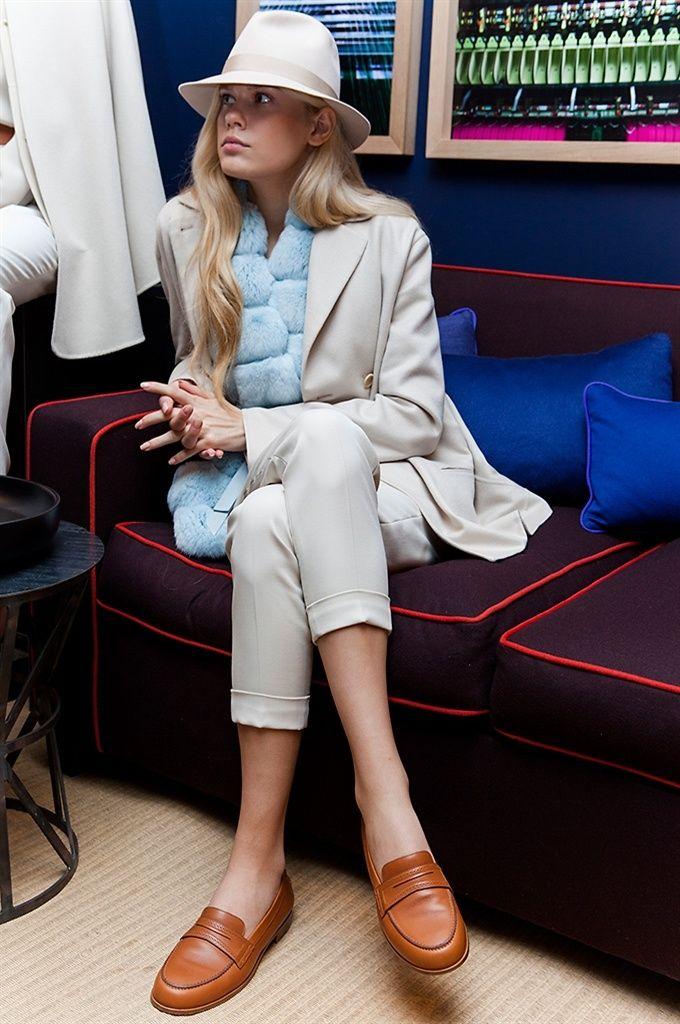 LORO PIANA, Presentazioni • Milano Moda Donna S/S 2016