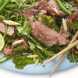 Thai beef salad/Thaise biefslaai