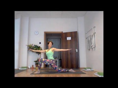 Szokj rá a jógára! (jóga otthon) 20. nap- Előrehajlítás és gerinccsavarás - YouTube