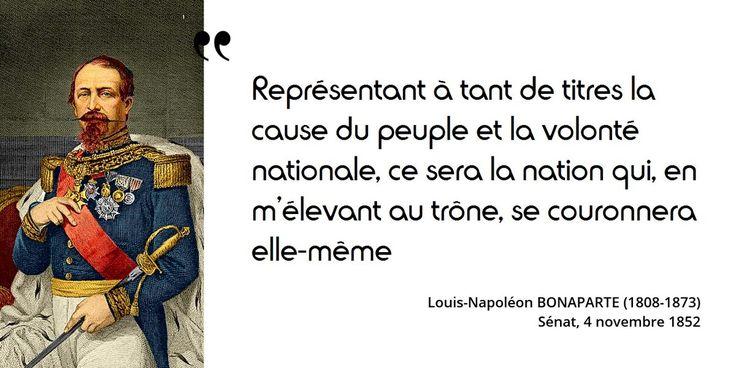 9 janvier 1873 : mort de Louis-Napoléon Bonaparte Découvrez 37 citations dans notre toute nouvelle indexation !