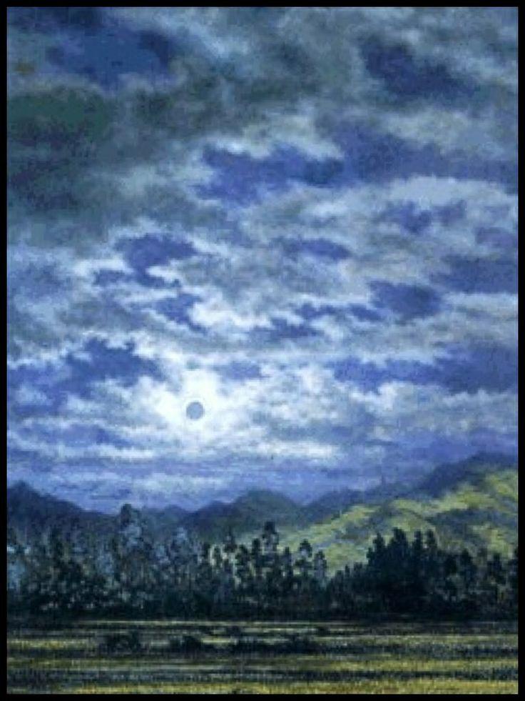Painter Gonzalo Ariza
