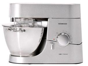 Κουζινομηχανή Kenwood KMC 050 Inox