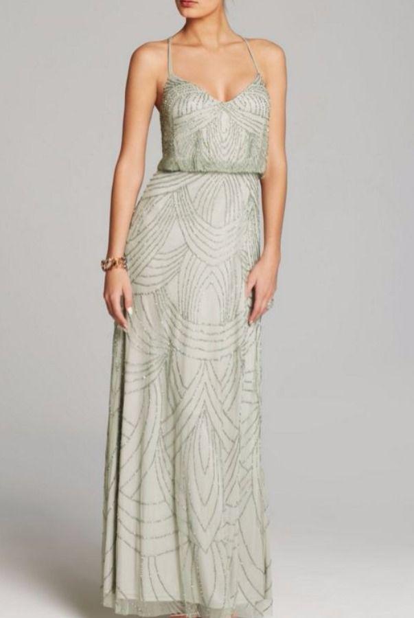 162 besten Bridesmaid Dresses Bilder auf Pinterest   Adrianna papell ...