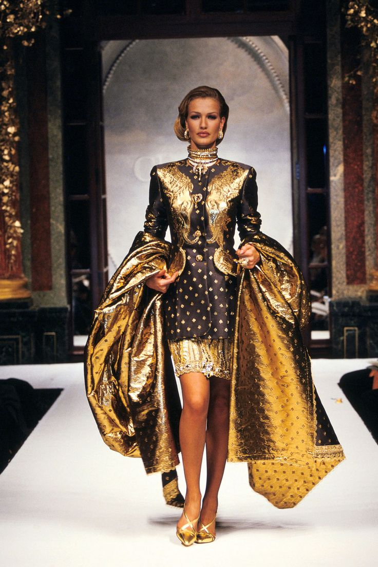 1000 images about gianfranco ferre 39 on pinterest for Haute couture history