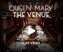 Long Beach Wedding Packages | Queen Mary Hotel | Affordable Wedding Packages in Long Beach