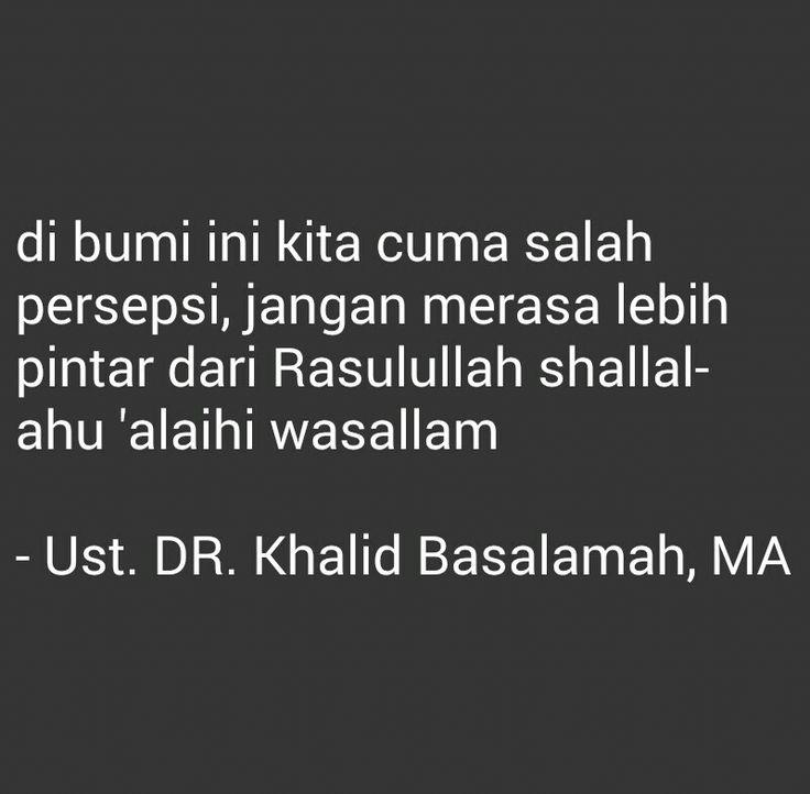 Kutipan Islam - DR. Khalid Basalamah