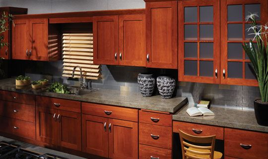 Stock Kitchen Cabinets Made in our home town Waterloo ...