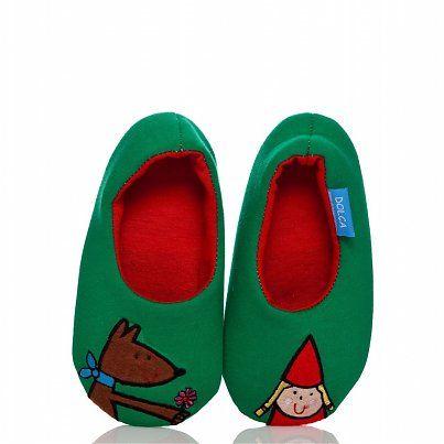 Pantufas Capuchinho Vermelho, Chinelos de Quarto, Calçado, Criança | Moda Online | Goodfashion