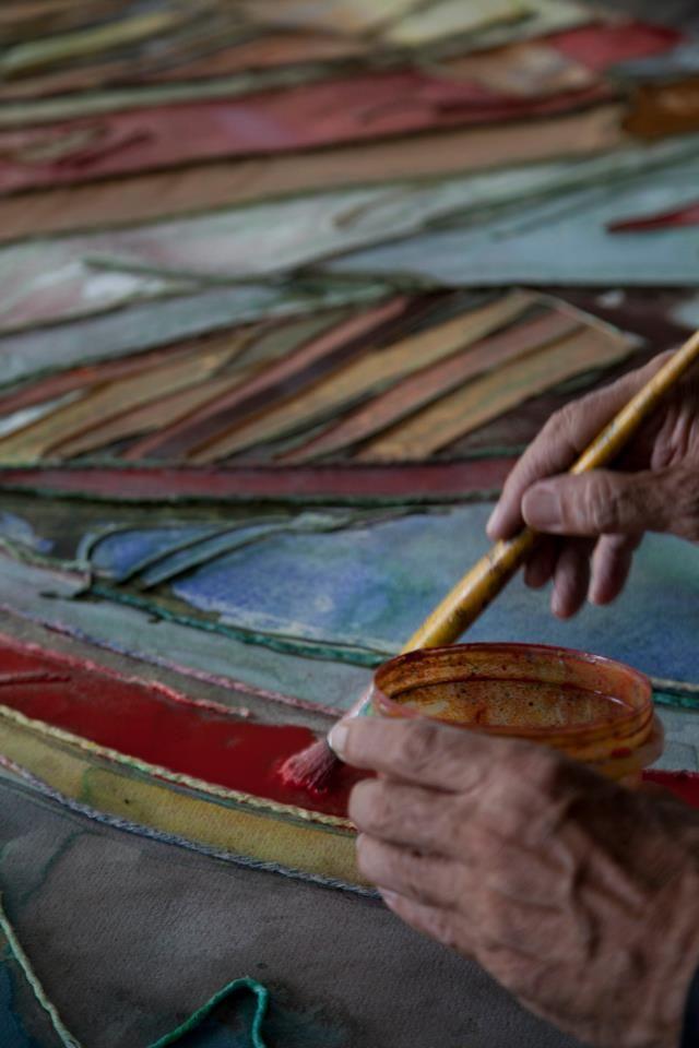 artista :  CARLOS VERGARA  -   BRASIL