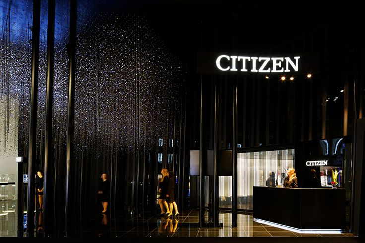 "DGT for Citizen -""Compressed Time"" installation in Baselworld, 2014"