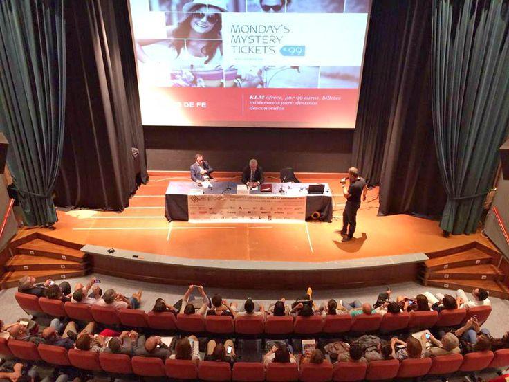 Conferencia tendencias de consumo en #Enredáte 2015 Alzira