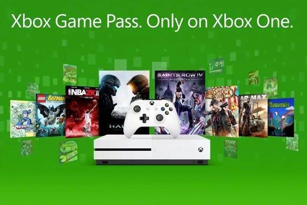 ترقية لخدمة إكس بوكس Game Pass وتوفير الألعاب الحصرية في مكتبة الألعاب Game Pass Xbox ألعاب الألعاب الشركة القراصنة جهاز Game Pass Xbox One Xbox Games