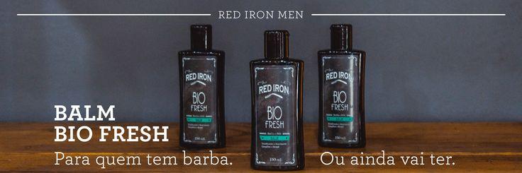 O BALM BIO FRESH é ideal para quem tem barba e para quem ainda vai ter.   Além de limpar e hidratar os fios, o Balm também pode ser usado como creme de barbear e loção pós-barba, evitando que a pele resseque ou se irrite pelo processo do barbear. #redironmen #haircuts #hair #hairstyle #barbershop #barba #barbeariabrasil #balmredironmen #barboterapia #barbados #Barbershopconnect #barber #barbersfade #bestestbarber #menshair #HairMenStyle #barbeariabrasil #thebarberpost #barbersinctv…