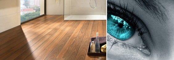 Spezieller Bodenbelag für Bad – Klick-Vinyl und Gummi im Vergleich weit vorn – Pressemappe – allfloors®