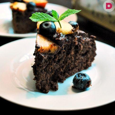 Торт «Маленькое черное платье», рецепт приготовления