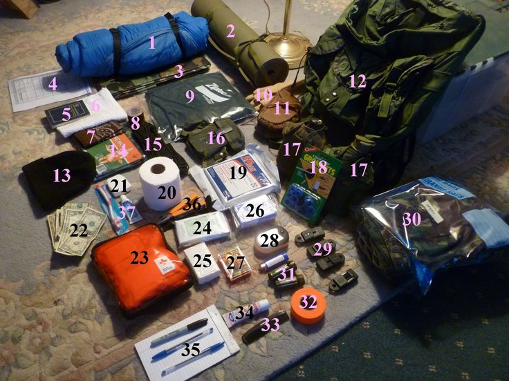 Bug-Out Bag, GOOD (Get Out Of Dodge) bag, 72 Hour Kit, Go Bag, Battle Box… These are all names for roughly the same thing.  A Bug-Out Bag is a densely-packed portable container purchased or created to provide individual mobile support in case of emergency. In a SHTF event, a Bug-Out Bag might well be the difference between life and death.