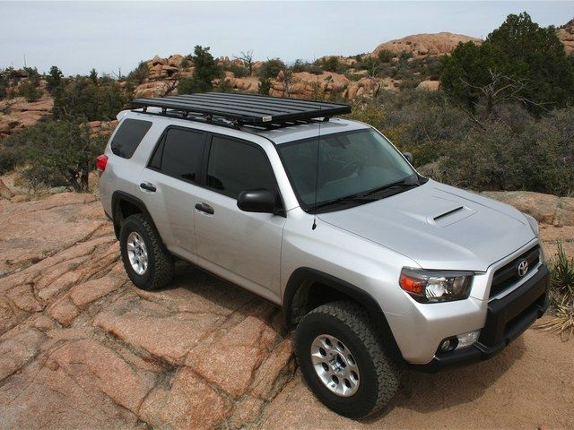 K9 2 2 Meter Roof Rack System For Toyota 5th Gen 4runner