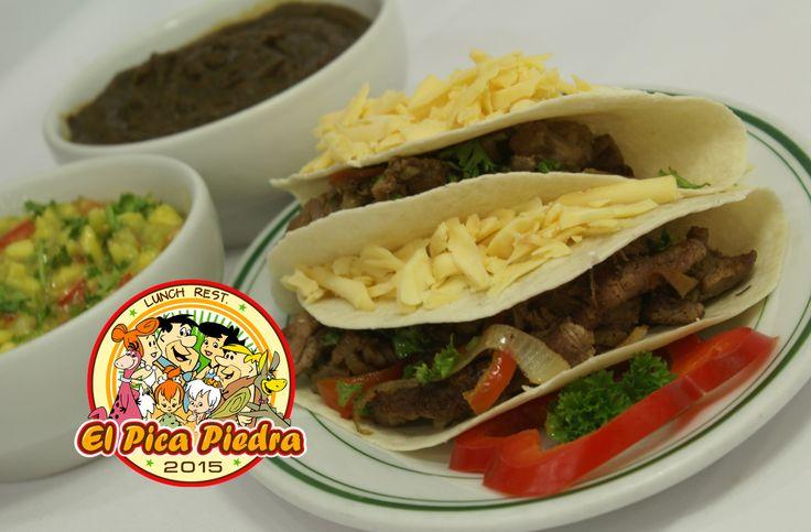 Te ofrecemos un Auténtico #sabor en nuestra Comida Tex Mex... #saborMontalbán2 #saborCcs #Yabbadabbadooo2015