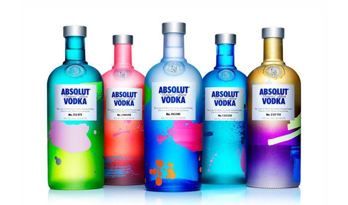 Absolut Unique: Crea la nueva botella Absolut