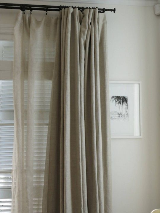 17 Best Images About Window Treatments On Pinterest Drop Cloth Curtains Linens And Window Panels