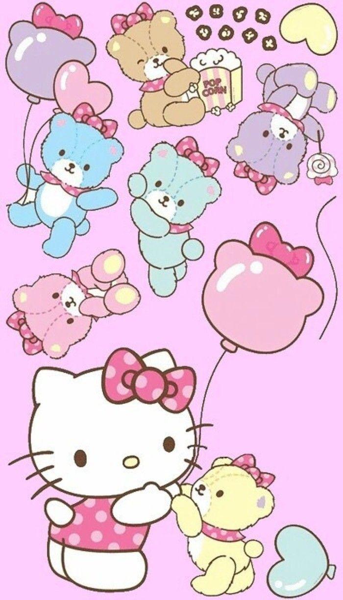 Download Wallpaper Hello Kitty Bear - f1b5e6160ef06b53b55afbdea5a24849--kitty-wallpaper-sanrio  Picture_629793.jpg