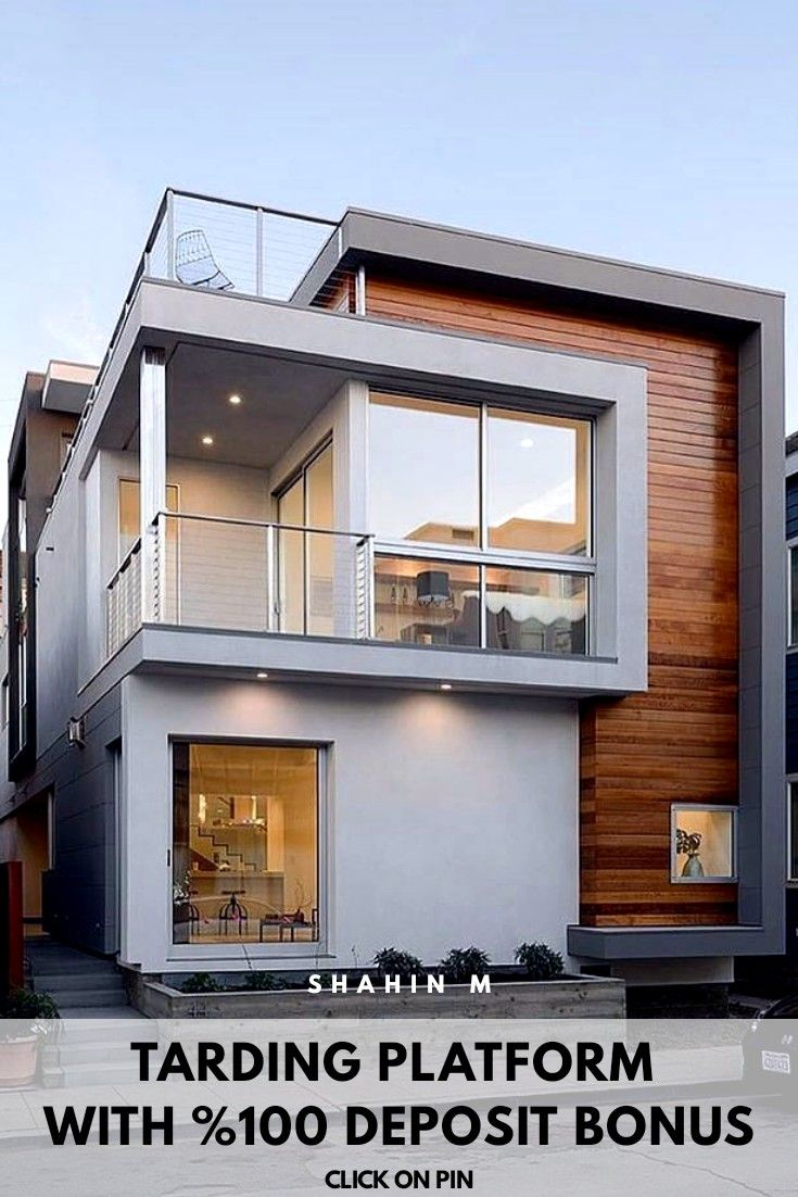 Modern Architecture House Design With Minimalist Style And Luxury Exterior And Interior And Using Th House Architecture Design Facade House Modern House Design