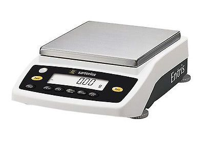 Scales 34088: Sartorius Entris4202-1S Lab Balance 4200X0.01G,Jewelry Scale,Made In Germany,New -> BUY IT NOW ONLY: $998 on eBay!