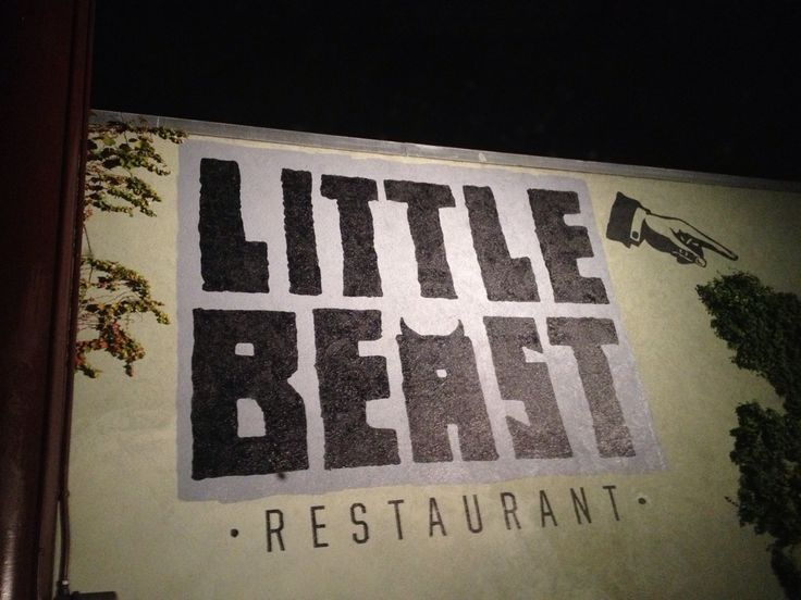 Little Beast Restaurant in Los Angeles, CA http://www.thrillist.com/eat/los-angeles/eagle-rock/little-beast-great-patio-and-steak-thrillist-los-angeles