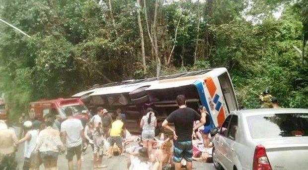 Canadauence TV: Confira a lista das vítimas de acidente em Paraty,...