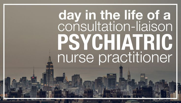 "Every wondered what it would be like to be a psychiatric nurse practitioner? Check out this ""Day in the Life of"" post!"
