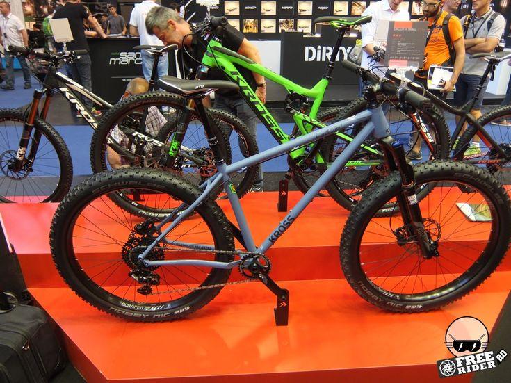 Două noi biciclete cu roți de 27.5 și 27+, de la Kross | Freerider.ro