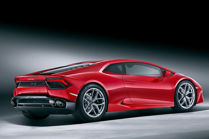 Lamborghini Graces Huracan With New LP 580-2 RWD Edition