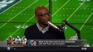 """Eric Dickerson on Jeff Fisher: """"Where are the naked pictures at?""""  https://twitter.com/TheHerd/status/804775442368475136 Submitted December 02 2016 at 06:52PM by Yji via reddit http://ift.tt/2fUSodY"""