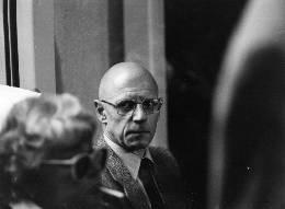 Mario Dondero Michel Foucault