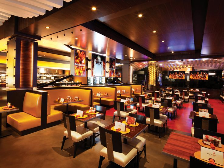Gordon Ramsay BurGR -- The Las Vegas burger restaurant of celebrity chef Gordon Ramsay.