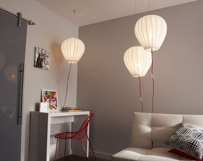 17 best images about luminaires on pinterest belle - Suspension industrielle leroy merlin ...