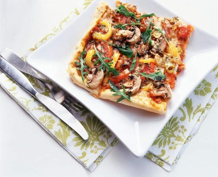 Åren pizza | Italia | Pirkka #food #vegetarian #ruoka #kasvisreseptit