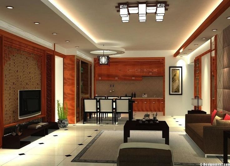 Pop design for small l shape hall google search ideas
